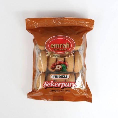 Emrah Fındıklı Şekerpare 250g