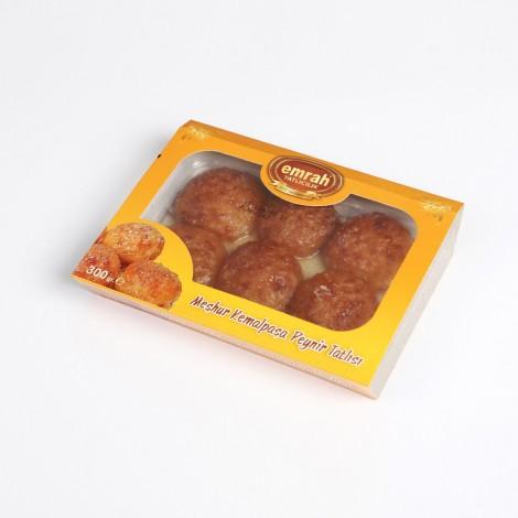 Emrah Şerbetli Kemalpaşa Peynir Tatlısı 300gr
